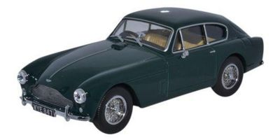 OXFORD 1/43scale Aston Martin DB2 MkIII Saloon British Racing Green  [No.OXAMDB2001]