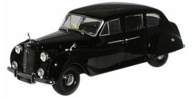 OXFORD 1/43scale Black Austin Princess (Early)  [No.OXAP001]
