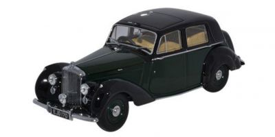 OXFORD 1/43scale Bentley MkVI Brewster Green_Black  [No.OXBN6003]