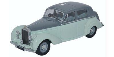 OXFORD 1/43scale Bentley MkVI Two Tone Gray  [No.OXBN6005]