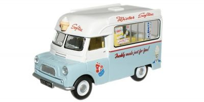 OXFORD 1/43scale  Mr Softee Bedford CA Ice Cream  [No.OXCA021]