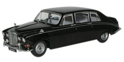 OXFORD 1/43scale Black Daimler DS420 Limousine  [No.OXDS006]