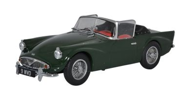 OXFORD 1/43scale Daimler SP250 Open Racing Green  [No.OXDSP004]