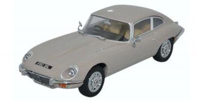 OXFORD 1/43scale Jaguar V12 E type Coupe Ascot Fawn [No.OXJAGV12005]