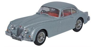 OXFORD 1/43scale Jaguar XK150 Fixed Head Coupe Mist Gray  [No.OXJAGXK157]