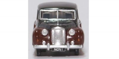 OXFORD 1/148scale Austin Princess (late) Black/royal Claret  [No.OXNAP004]