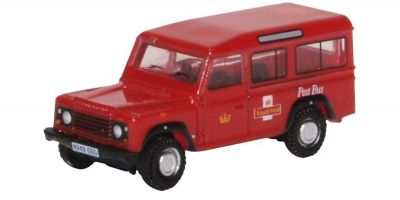 OXFORD 1/148scale Land Rover Defender Royal Mail  [No.OXNDEF002]