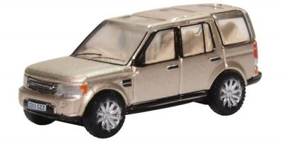 OXFORD 1/148scale Land Rover Discovery 4 Ipanema Sand  [No.OXNDIS001]