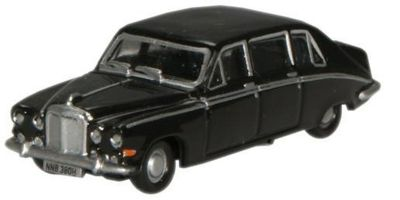 OXFORD 1/148scale Daimler DS420 Limousine Black   [No.OXNDS006]