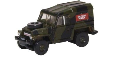 OXFORD 1/148scale Land Rover Lightweight Military Police  [No.OXNLRL002]