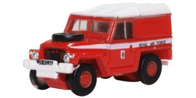 OXFORD 1/148scale Land Rover Lightweight RAF (red Arrows)  [No.OXNLRL003]