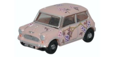 OXFORD 1/148scale Mini Cooper M&S Floral  [No.OXNMN006]
