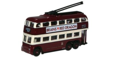 OXFORD 1/148scale Cardiff BUT Trolleybus  [No.OXNQ1005]