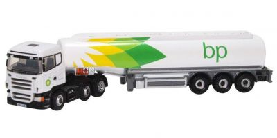 OXFORD 1/148scale Scania Highline Tanker BP  [No.OXNSHL01TK]