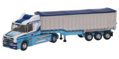 OXFORD 1/148scale Scania T Topline Tipper Tinnelly  [No.OXNTCAB005]