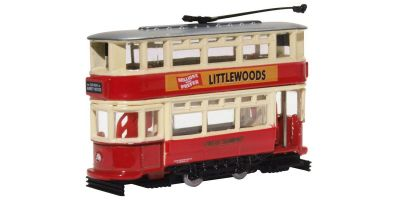 OXFORD 1/148scale Tram London Transport  [No.OXNTR008]