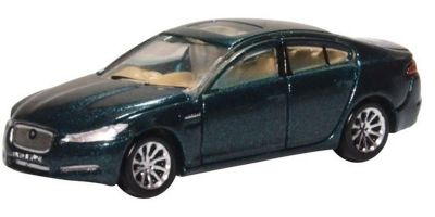 OXFORD 1/148scale Jaguar XF BRG  [No.OXNXF002]