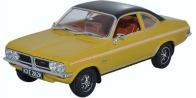 OXFORD 1/43scale Vauxhall Fiensa Sports SL Sunspot Yellow  [No.OXVF004]