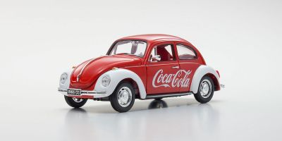 OXFORD 1/24scale VW Beetle Coca-Cola  [No.OXWE002CC]