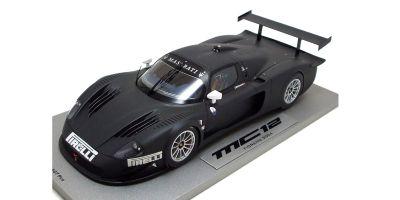 BBR 1/18scale Maserati MC12 (2004 Fiorano Test / M.Schumacher) Black [No.P1801]