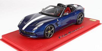 BBR 1/18scale Ferrari F60 America 2014 with case  [No.P18125V]