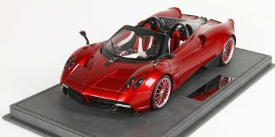 BBR 1/18scale Pagani Huayra Roadster 2017 red  [No.P18148C]