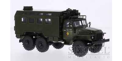 Premium ClassiXXs 1/43scale ウラル 375 KUNG NVA Green [No.PCS47012]