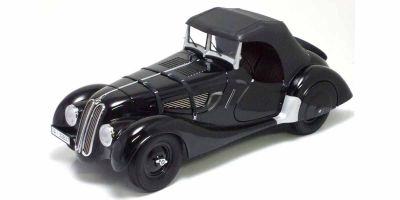 Premium ClassiXXs 1/12scale BMW 328 Roadster Black [No.PCS10102]