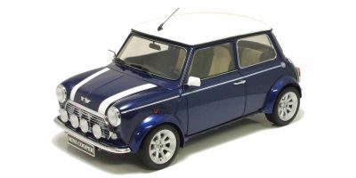Premium ClassiXXs 1/12scale Mini Cooper 13inch Wheel Sport Package Blue Metallic [No.PCS10354]