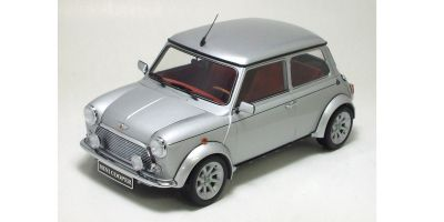 "Premium ClassiXXs 1/12scale Mini 40 13"" Silver [No.PCS10356]"