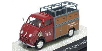 "Premium ClassiXXs 1/43scale DKW Schnellaster Animal ""Metzgerei""  [No.PCS13625]"