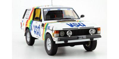 TOPMARQUES 1/18scale Range Rover No.212 (VSD) 1981 Paris Dakar Winner  [No.TMPD001A]