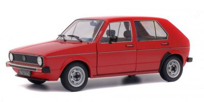 SOLIDO 1/18scale Volkswagen Golf L Red  [No.S1800204]