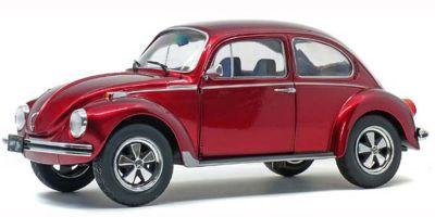 SOLIDO 1/18scale Volkswagen Beetle 1303 Custom (Metallic Red)  [No.S1800512]