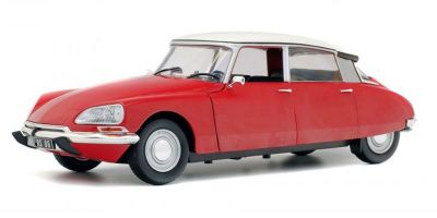 SOLIDO 1/18scale Citroen D Special 1972 Red  [No.S1800702]