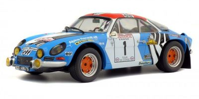 SOLIDO 1/18scale Alpine A110 1800 Told Corse 1973 # 1  [No.S1800803]