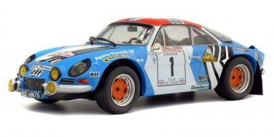 SOLIDO 1/18scale Alpine A110 1800 Told Corse 1973 # 1  [No.S1800803]