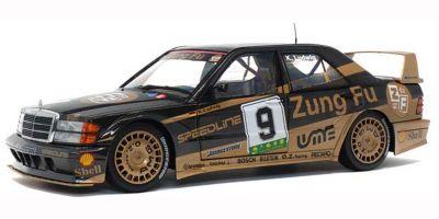 SOLIDO 1/18scale Mercedes 190 Evo.II DTM Macau GP 1991 (Black / Gold)  [No.S1801003]