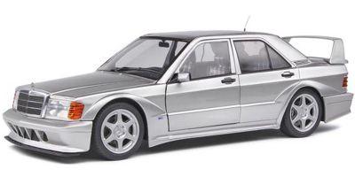 SOLIDO 1/18scale Mercedes Benz 190 Evo II (Silver)  [No.S1801005]