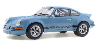 SOLIDO 1/18scale Porsche 911 RSR 2.8 1974 Gulf Blue  [No.S1801101]