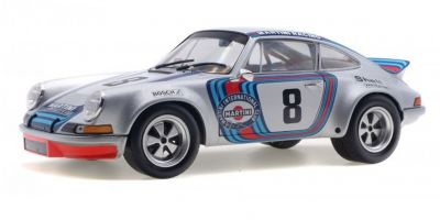 SOLIDO 1/18scale Porsche 911 RSR 2.7 Silver  [No.S1801104]