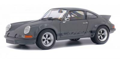 SOLIDO 1/18scale Porsche 911 RSR 1973 Gray  [No.S1801107]