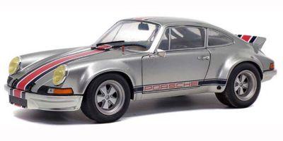 SOLIDO 1/18scale Porsche 911 RSR Backdating Outlaw (Silver)  [No.S1801112]