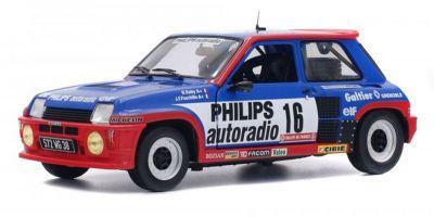 SOLIDO 1/18scale Renault sunk turbo Gr. B 1984 Trude Corse 1984 # 16  [No.S1801301]