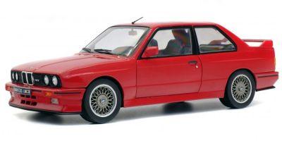 SOLIDO 1/18scale BMW E30 M3 Red  [No.S1801502]