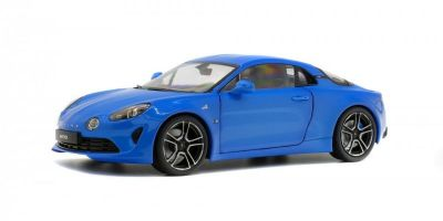 SOLIDO 1/18scale ALPINE A110 Premiere Edition (blue)  [No.S1801601]