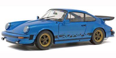SOLIDO 1/18scale Porsche 911 Carrera 3.0 Coupe 1984 (Blue)  [No.S1802601]