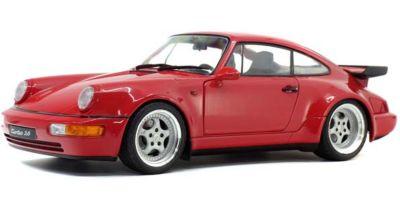 SOLIDO 1/18scale Porsche 911 (964) Turbo 3.6 (Rouge)  [No.S1803402]