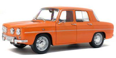 SOLIDO 1/18scale Renault 8 Gordini TS 1967 (Orange)  [No.S1803603]