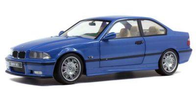 SOLIDO 1/18scale BMW E36 M3 1990 (blue)  [No.S1803901]